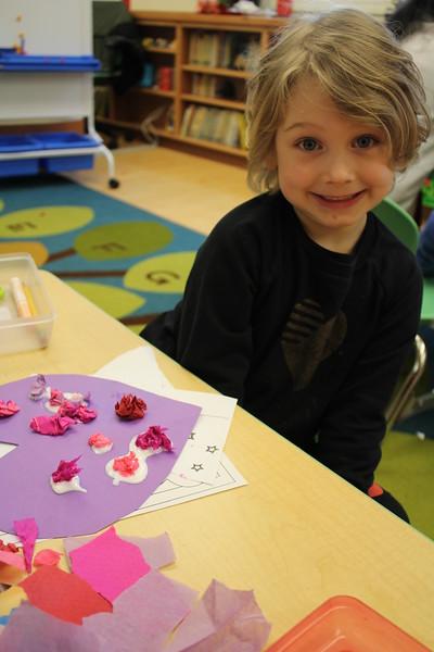 Lower School Valentine's Day Celebration