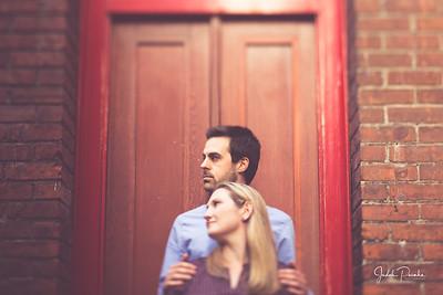 Stephanie & Chris | Engagement Shoot - Victoria BC