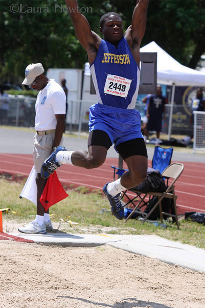 2008 3A State Track