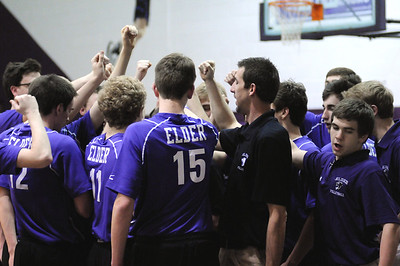 2014 Varsity Volleyball vs. Lakota West