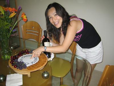 Diana's BBQ Aug 2005