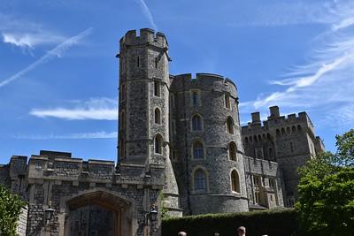 D-Day 75 - Day 1 Windsor Castle & London