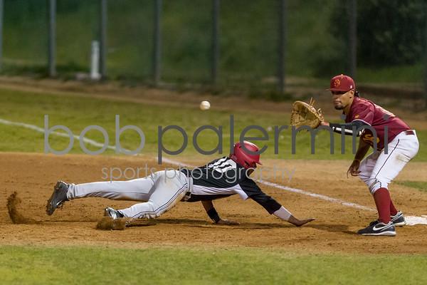GCC Baseball vs Compton 3-1-13