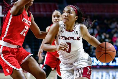 Temple Women's Basketball  Vs Houston