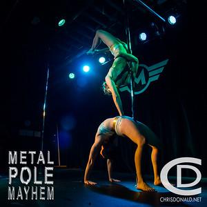 Metal Pole Mayhem 2016