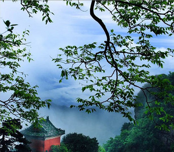 Wudang mountion ,3 George dam,Yangzi River