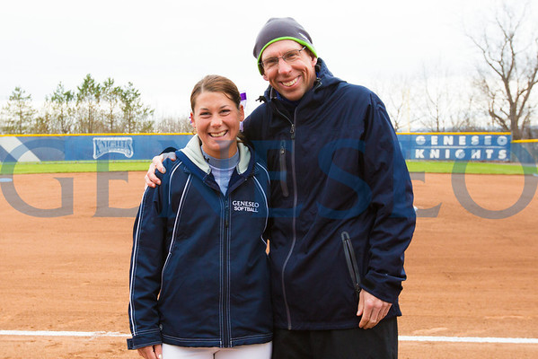 Women's Softball vs. RIT (Faculty Rec. & Strike out Cancer)