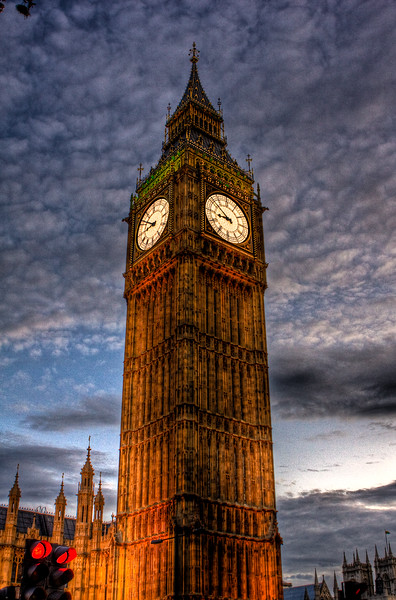 The Eyes of Big Ben