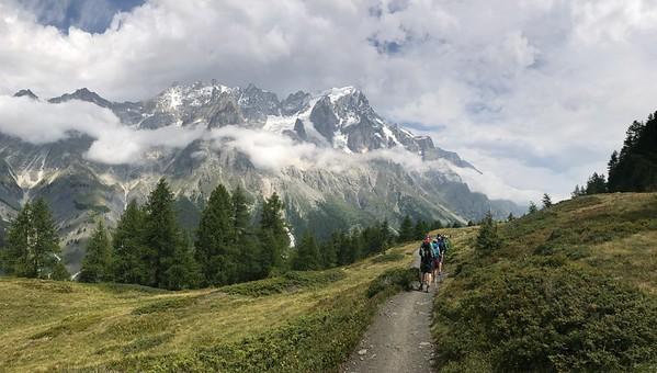 Tour du Mont Blanc Adventure