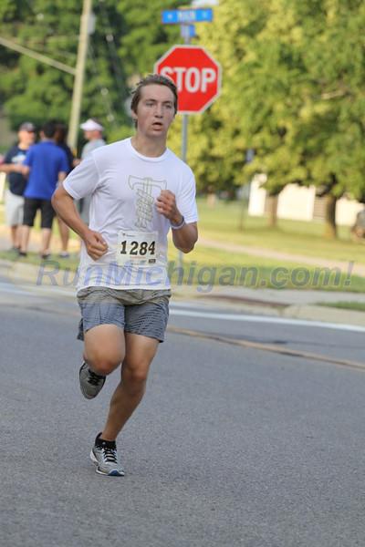 2 Mile Finish - 2018 BOYNE INDEPENDENCE DAY RUN