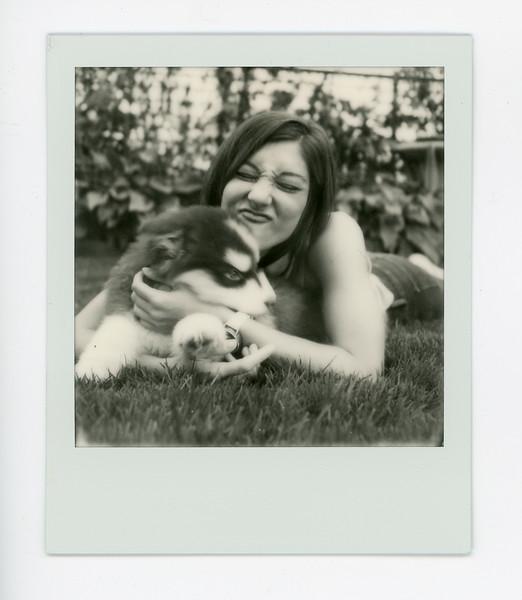 Family Polaroids