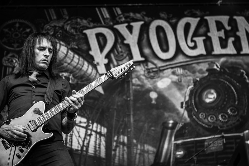 Pyogenesis, Turock Open Air 2016
