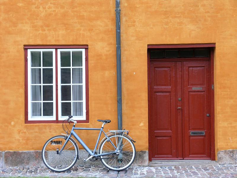Bicycle at Elsinore