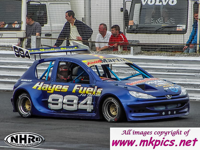 2006 National Championship Qualifying Heats - Martin Kingston