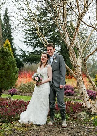 Anna&Chris, Bressingham High Barn