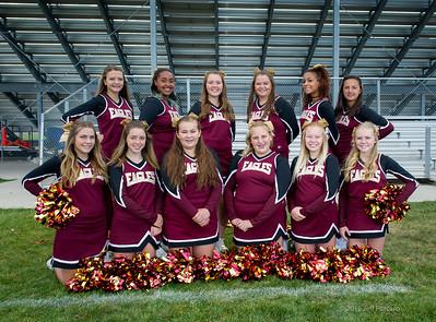 Freshman Cheer Team Pictures