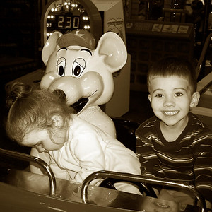 Chucky Cheese - March 2006