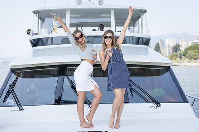 Chelsea & Meagan On A Boat May 2019