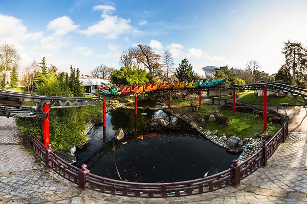 Le Jardin d'Acclimatation 360 Pano Photos