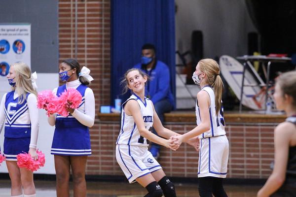 2020 CCMS Lady Rocket Basketball