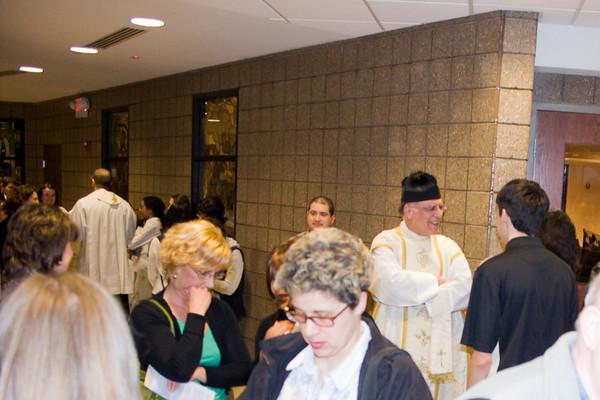 St. Monica Sodality Mass - Extraordinary Form - May 4, 2009