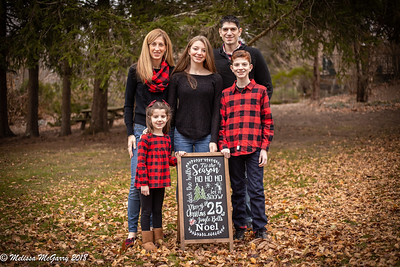 Carbonaro Family Photoshoot 11/24/18