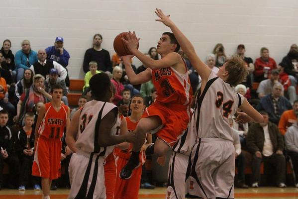 11JH7:  Wheelersburg 7th grade at Ironton 2015