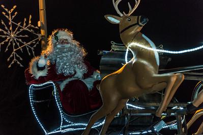 Ajax Santa Clause Parade