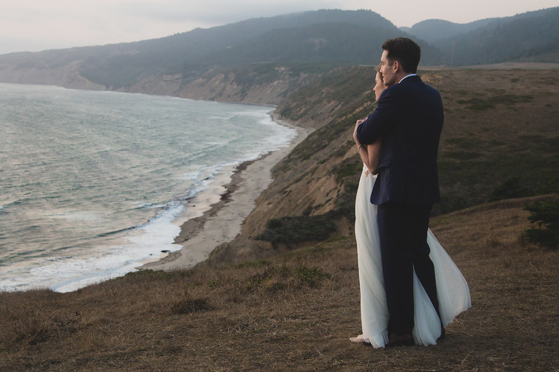 {Coastal Wedding}: Caitlin + Miguel