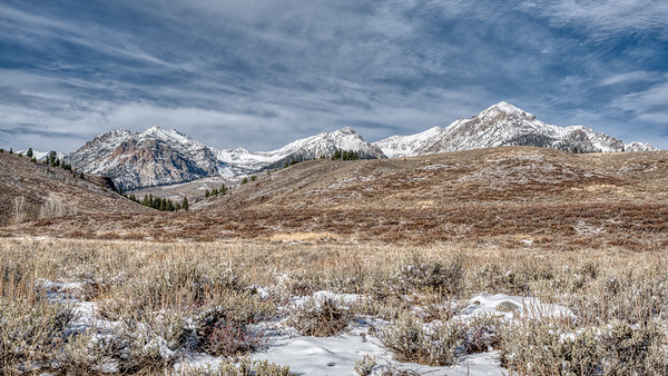 Boulder Mountain Landscapes