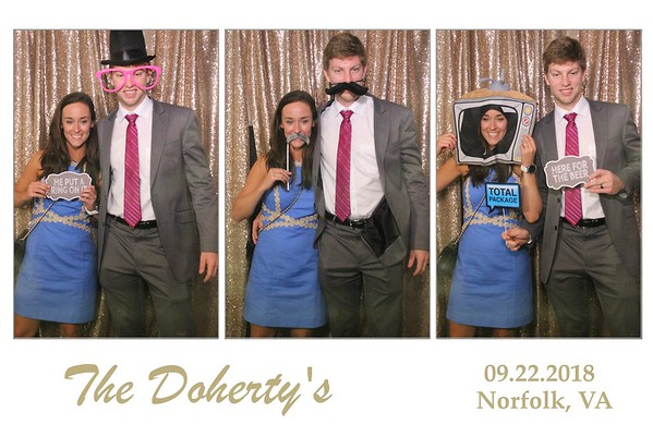 The Wedding of the Doherty's