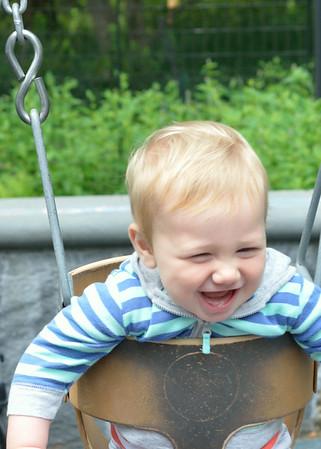 Joseph In Central Park