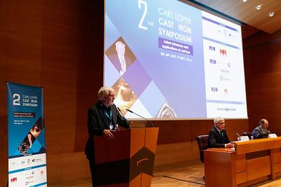 CORPORATIVO - 2nd Carl Loper Cast Iron Symposium