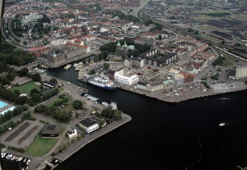 Landskrona harbour (1990) | PH.1217