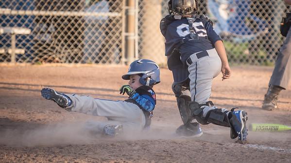 Milton Mets Baseball