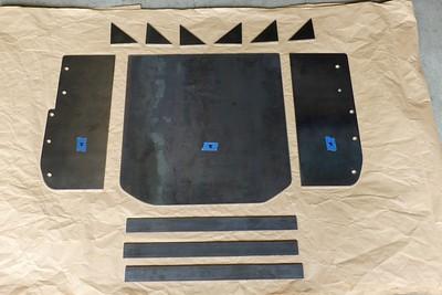 Van Seat Base Project