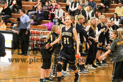 MHS Girls Basketball Vs. Hill