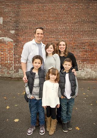 Garner Family 2018