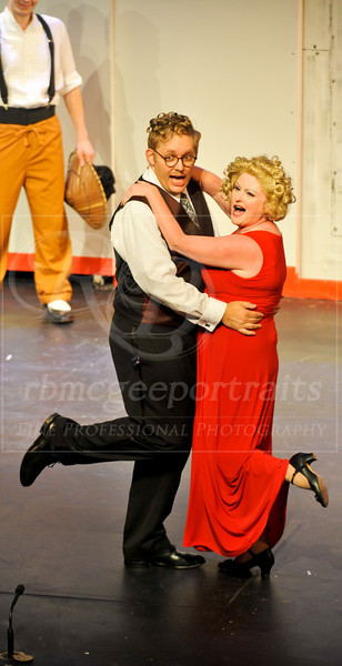 Anything Goes Performance
