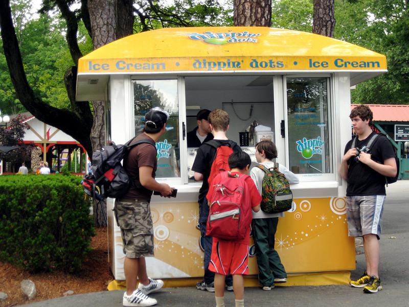 The ice cream of the future.