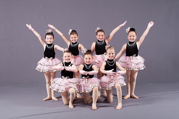 Ballet 1 - Tuesday