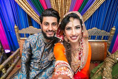 Tahmina + Muhammad
