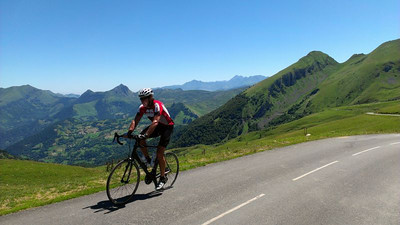 Classic Climbs of the Tour