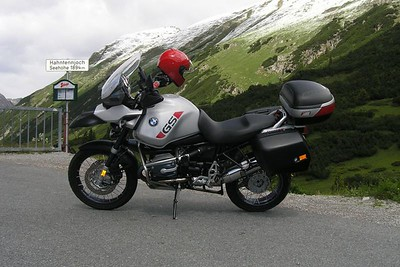 2004 BMW R1150 GS Adventure