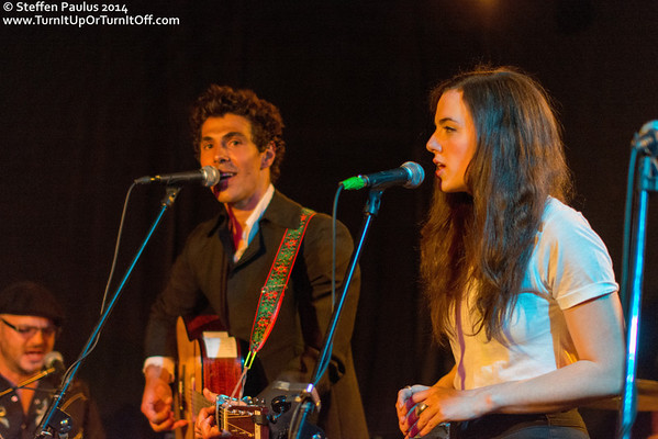 2014.05.29 - Grady Kelneck + Raven Shields @ Cameron House