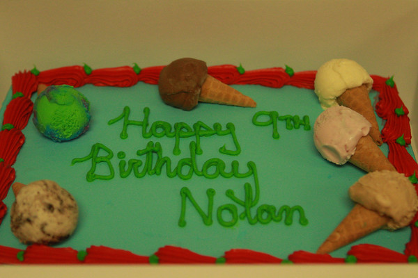*Nolan's 9th Birthday*