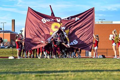 Monroe Redhawks vs. Sun Valley Spartans 9/17/21