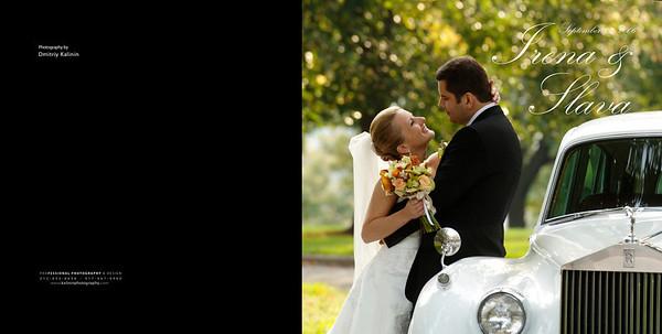 Slav & Erena Wedding