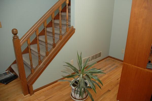 2005.04 Staircase Rebuild