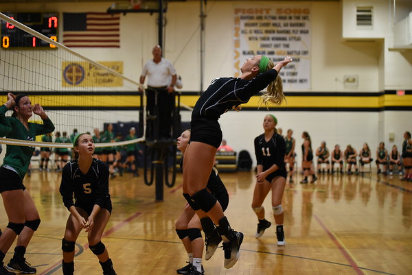 2016 MHMA Volleyball